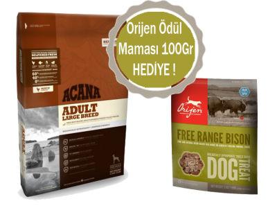 Acana - Acana Adult Large Breed Yetişkin Köpek Maması 17 Kg