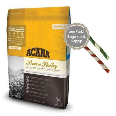 Acana - Acana Classics Prairie Poultry Köpek Maması 2 kg