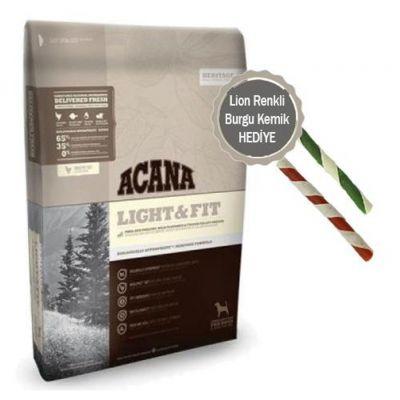 Acana - Acana Light-Fit Fazla Kilolu Köpek Maması 2 KG