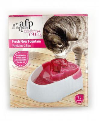 Afp - Afp Modern Cat Kediler İçin Otomatik Su Kabı 26X23X13 cm