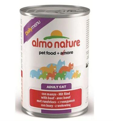 - Almo Nature Daily Menu Tavşanlı Kedi Konservesi 400 Gr