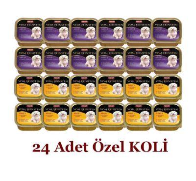 Animonda - Animonda Yetişkin Köpek Konservesi 24 LÜ ÖZEL KOLİ