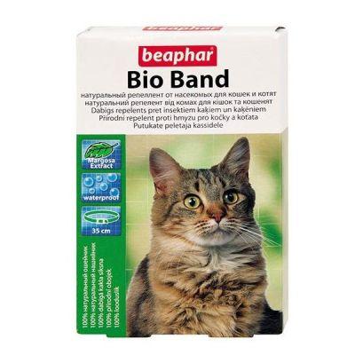 Beaphar - Beaphar Bio Band Plus Kedi Pire Tasması