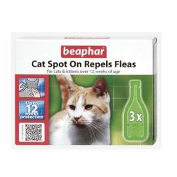 - Beaphar Bio Spot On Kedi İçin Pire Damlası 3 Pipet