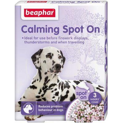 - Beaphar Calming Spot On Köpek Sakinleştirici Damla 0,4 ml 3 Adet