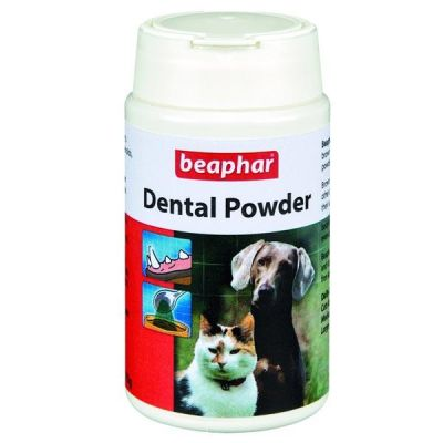 - Beaphar Dental Powder Kedi ve Köpek Ağız ve Diş Sağlığı Koruyucu 75 Gr
