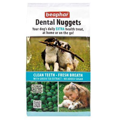 Beaphar - Beaphar Diş Temizleyici ve Ağız Kokusu Önleyici Köpek Ödülü 300 G