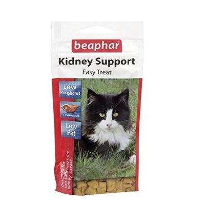 Beaphar - Beaphar Kidney Support Böbrek Problemi Olan Kediler İçin Ödül 35g