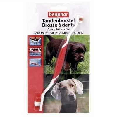 - Beaphar Köpek Diş Fırça Seti