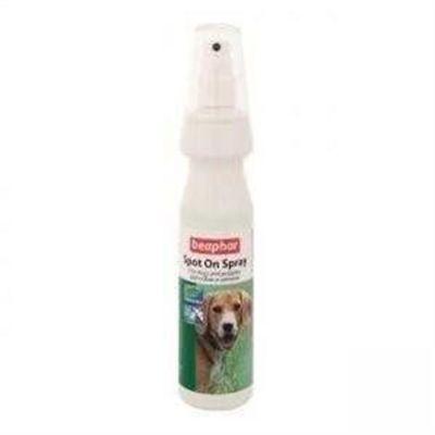 - Beaphar Köpek için Bitkisel Haşere Pire Kene Spreyi 150 ml