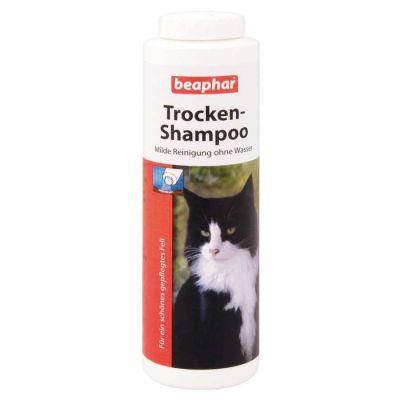 Beaphar - Beaphar Trocken Kedi İçin Toz Şampuan 150 Gr