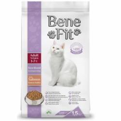- Benefit Somonlu Kısırlaştırılmış Kedi Maması 12 Kg