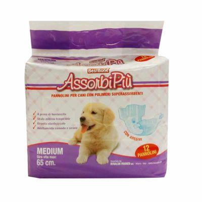- Best Bone Yapışkanlı Köpek Çiş Bezi Medium