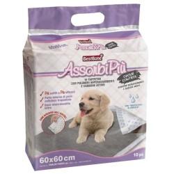 Best Pet - Best Bone Yapışkanlı ve Karbonlu Köpek Çiş Bezi 60x60 cm