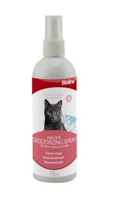 Diğer - Bioline Deodorizing Kedi Kokusu Spreyi 175 ml
