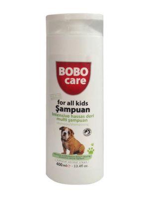 Bobo - Bobo Hassas Deriler İçin Kedi Köpek Şampuanı 400 ml
