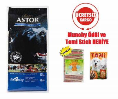 Brit Care - Brit Astor Basic Sığır Etli Yetişkin Köpek Maması 15 KG