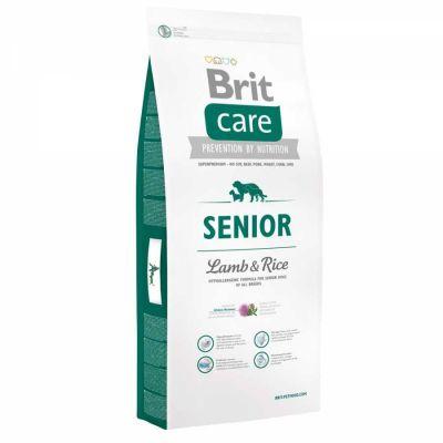 Brit Care - Brit Care Kuzulu Pirinçli Yaşlı Kuru Köpek Maması 3 Kg
