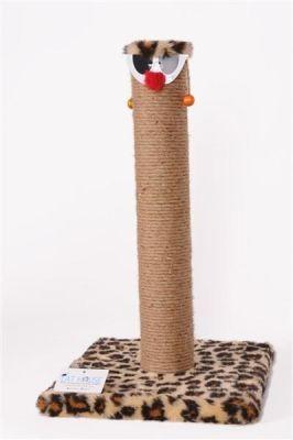 Cat Hause - Cat House Palyaço Kedi Tırmalaması 60 Cm Leopar