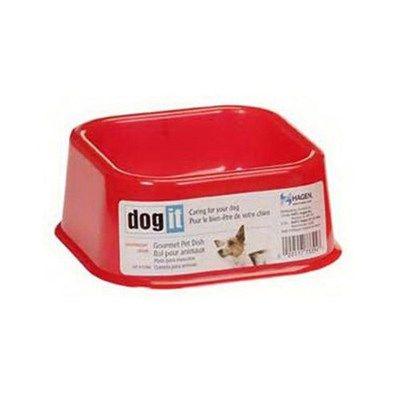 Dogit - Dogit Tekli Mama-Su Kabı 250 ML
