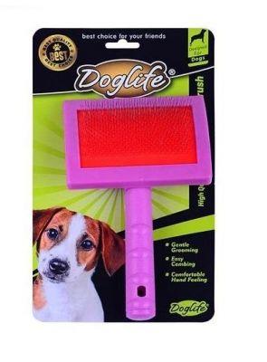 Diğer - Doglife İnce Telli Köpek Tarağı 11,5x19 cm