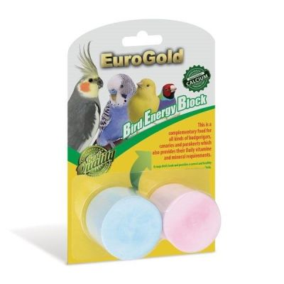 EuroGold - EuroGold Energy Block Vitamin ve Mineral Ek Besini 2 li