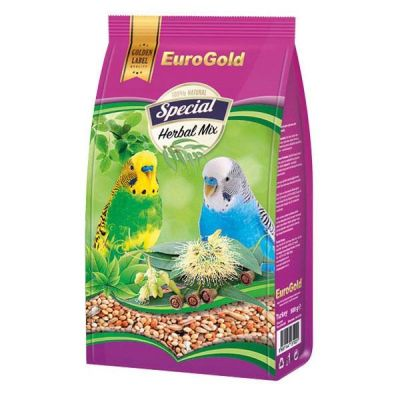 EuroGold - Eurogold Special Okaliptuslu Muhabbet Kuşu Yemi 500Gr