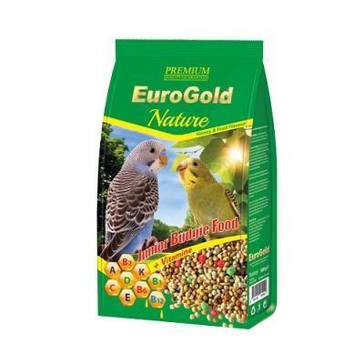 EuroGold - EuroGold Yavru Muhabbet Kuşu Yemi 500 Gr