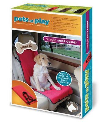 Diğer - Evcil Hayvan Tekli Araç Koltuk Kılıfı