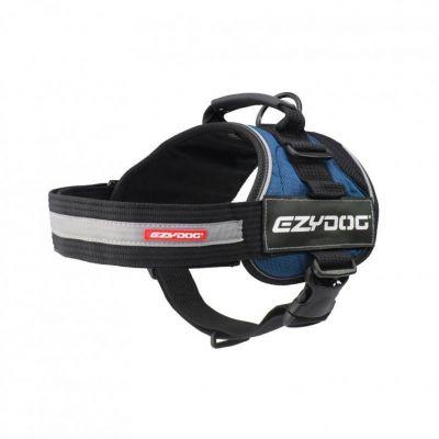 EzyDog - EzyDog Convert Harness Modern Köpek Göğüs Tasması Mavi X Large