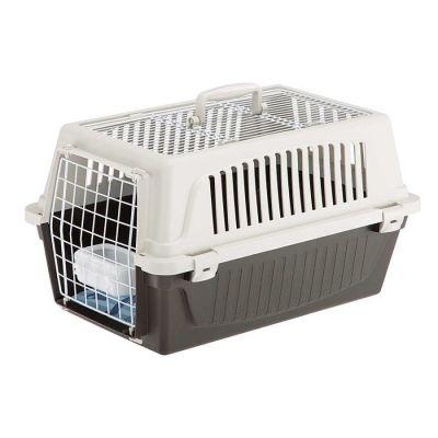 - Ferplast Atlas Vision 20 Üstü Açılabilen Kedi Köpek Taşıma Çantası
