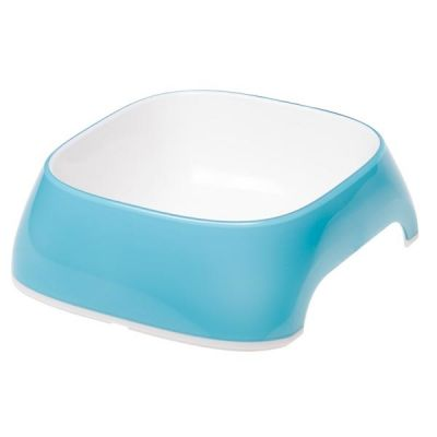 Ferplast - Ferplast Glam Small Melamin Mama Kabı Mavi 400 Ml