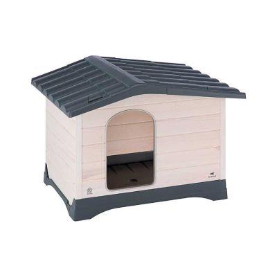 - Ferplast Lodge 70 Köpek Kulübesi