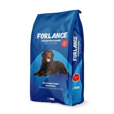 Forlance - Forlance Kuzu Etli Yetişkin Köpek Maması 15 KG