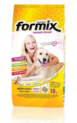 Formix - Formix Yüksek Enerjili Yetişkin Köpek Maması 15 Kg