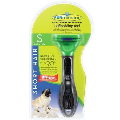 Furminator - Furminator Kısa Tüylü Köpekler İçin Tüy Toplayıcı Tarak SMALL