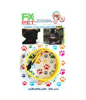 Diğer - FX Pet Kedi Pire ve Dış Parazit Kene Tasması