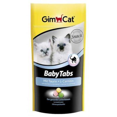 Gimcat - Gimcat Baby Tabs Yavru Kediler İçin Vitamin Tableti 40 gr
