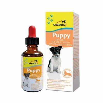 Gimdog - Gimdog Puppy Trainer Köpek Çiş Eğitim Damlası 50 ml