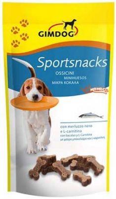 Gimdog - Gimdog Sportsnacks Coalfish Balıklı Ödül Tableti 60 Gr