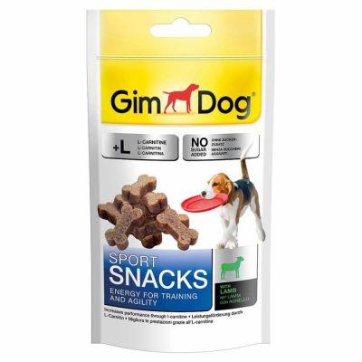 Gimdog - Gimdog Sportsnacks Kuzulu Ödül Tableti 60 Gr