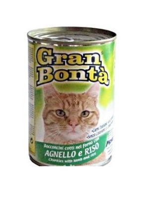 Gran Bonta - Gran Bonta Balıklı Kedi Konservesi 400 gr