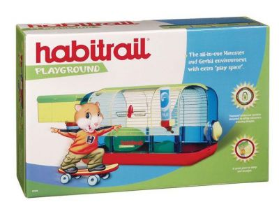 Habitrail - HABİTRAİL HAMSTER OYUN ALANI KAFES