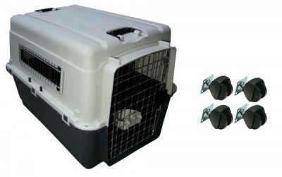 Diğer - HC013F-L100 Dev Boy Köpek Taşıma Tekerlekli 100cmx67cmx75cm