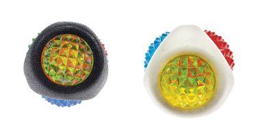 Imac - İmac Renkli Köpek Oyuncağı 8 cm