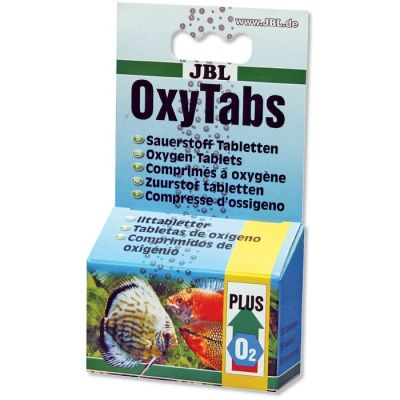 JBL - JBL Oxytabs Akvaryum Oksijen Tabletleri ( 50 tablet )