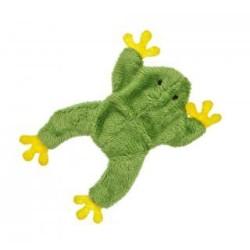 Karlie - Karlie Catnipli Kurbağa Peluş Kedi Oyuncağı 10 Cm