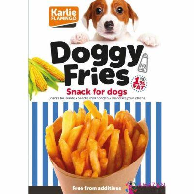 Karlie - Karlie Doggy Fries Patates Cipsi Köpek Ödülü 80 gr