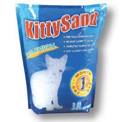 Kitty Sand - Kitty Sand Kedi Kumu 3.8 lt