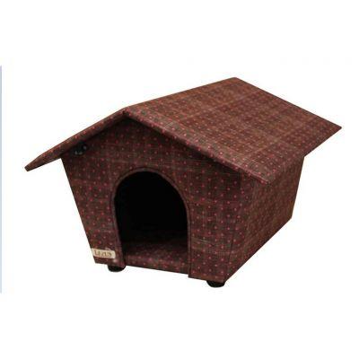 Diğer - Lepus Cartoon Kumaş Köpek Kulübesi 58x57x53 cm